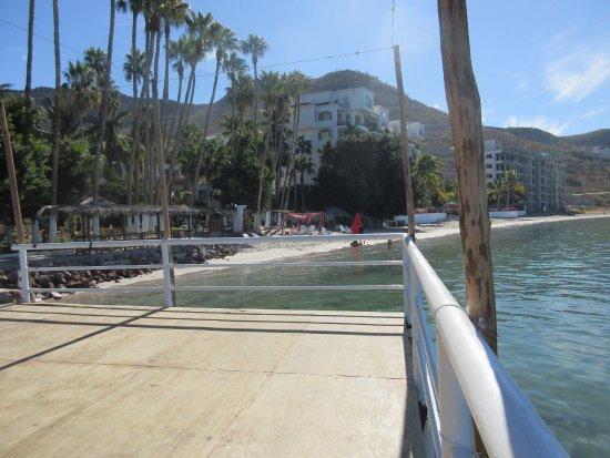 La Concha Beach Resort: view of beach
