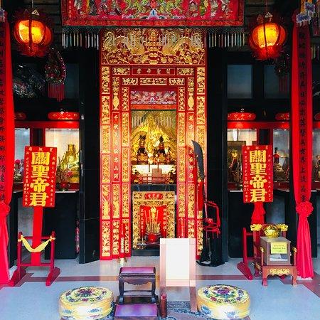 Guan-Yu Koh Samui Shrine