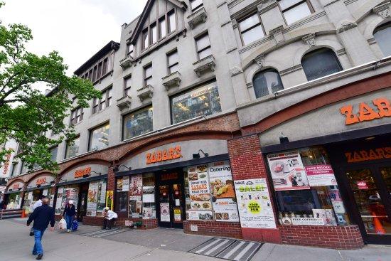 Zabar's商店