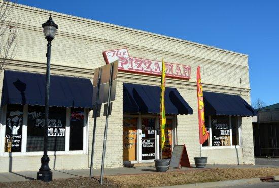 The Pizza Man, Clover - Restaurant Reviews, Photos & Phone