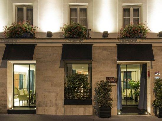 Mercure paris champs elysees hotel voir les tarifs 227 for Hotel bas prix paris