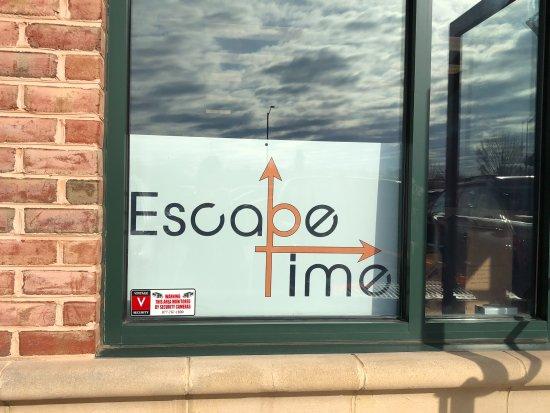 EscapeTime: Temp