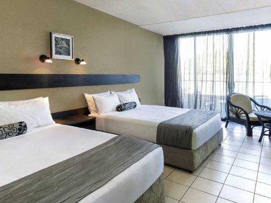 Lami, Figi: Guest room