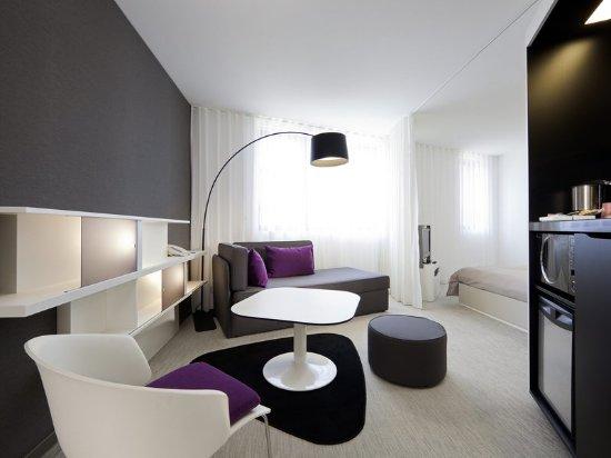 Novotel Suites Luxembourg: Exterior