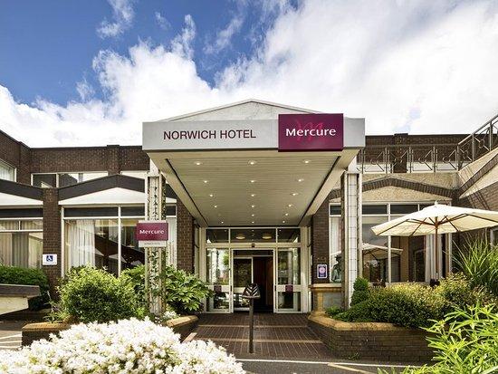 Mercure Norwich Hotel : Exterior