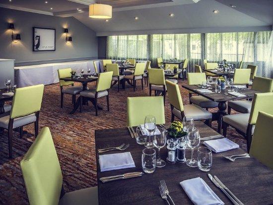 Winterbourne, UK: Restaurant