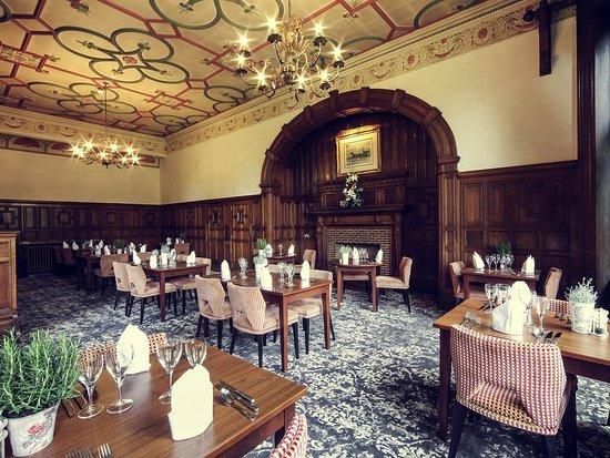 Newton Solney, UK: Restaurant