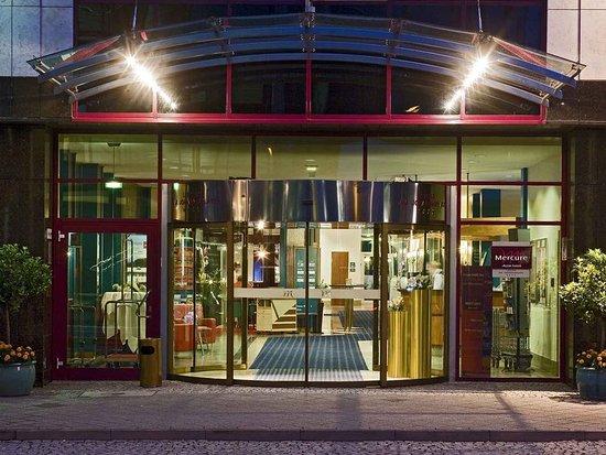 Mercure Hotel Leipzig Am Johannisplatz: Exterior
