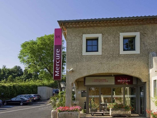 Mercure Carcassonne La Cite Hotel