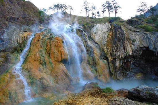 Lombok Hijau Tours: Hot Springs in Mount Rinjani