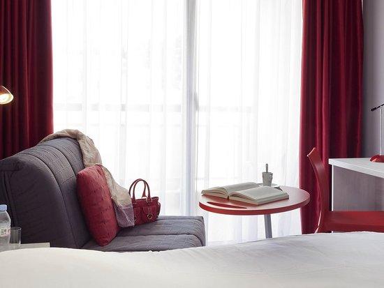 Ibis Styles Beaulieu-sur-Mer : Guest room