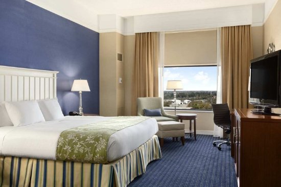 Hilton Lexington Downtown: Guest room