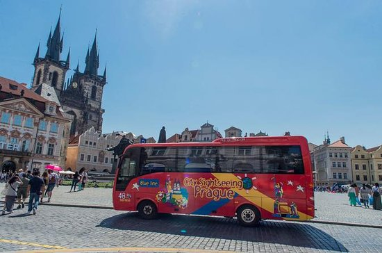 Prague Hop-on Tour, Optional Vltava...