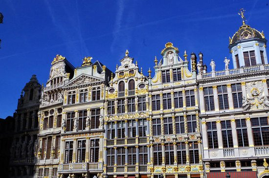 Private Tour: Brussels City Sightseeing Tour