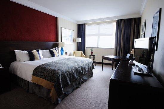 InterContinental Warszawa: Guest room