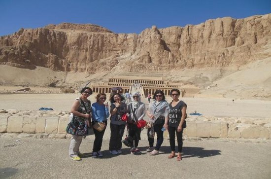 Private Luxor West Bank: Valleys of...