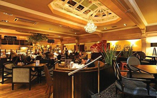 Marriott County Hall Restaurant Reviews