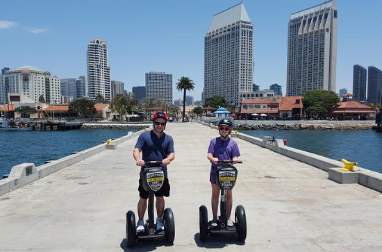 San Diego Early Bird Segway Tour
