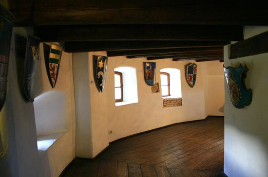 Brasov Day Trip al Castello di Bran