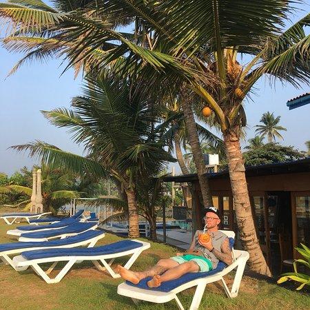 Best spot for beach view rest