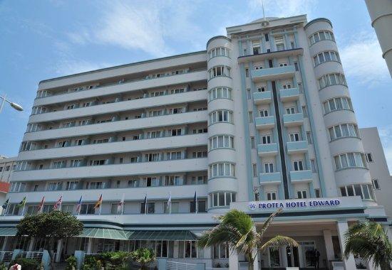 Protea Hotel Durban Edward: Exterior