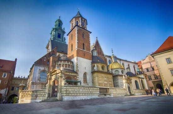 Wawel Cathedral Skip-the-Line Ticket