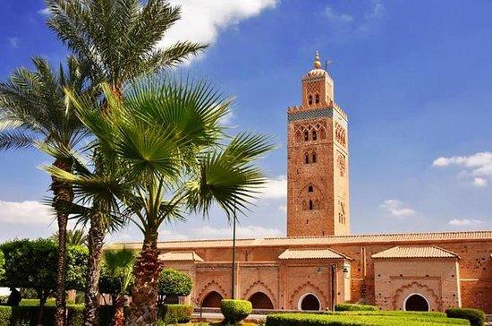 Marrakech sightseeing guidet tur