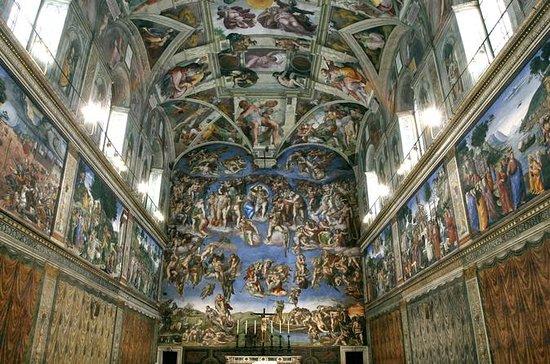 Museu do Vaticano e Capela Sistina...
