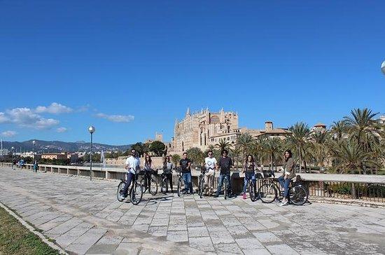 Einfache Fahrradtour in Palma de...
