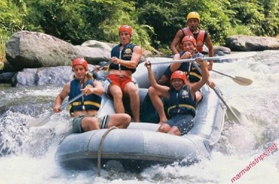 From Marmaris Dalaman River Rafting