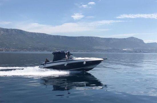 Tour personalizado en barco privado...