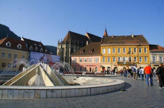 Da Sibiu: tour di un giorno a Brasov