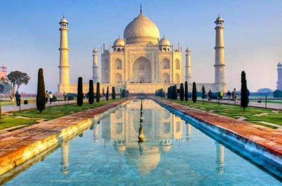 Private Taj Mahal Guided Tour...