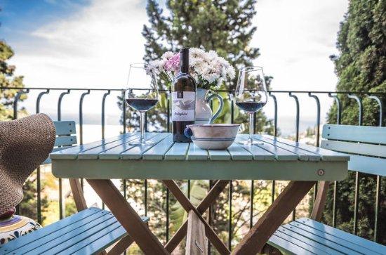 Villa Britannia Weinprobe
