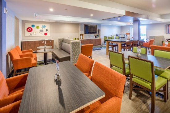 Holiday Inn Express & Suites Modesto-Salida: Restaurant