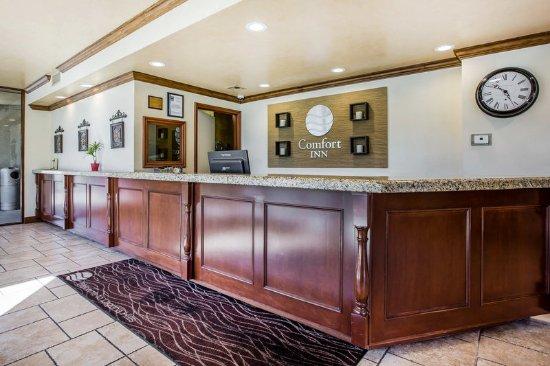 Comfort Inn at Irvine Spectrum: Lobby