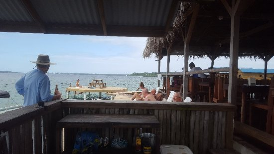 Isla Solarte, Panamá: 20180122_192502_large.jpg