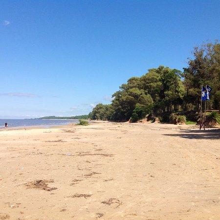 Playa Santa Ana: Muy linda y tranquila. Ideal para familias