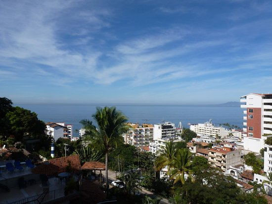 Casa Anita y Corona del Mar: View from the deck of Anita #18
