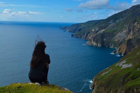 Carrick, Ireland: Slieve League