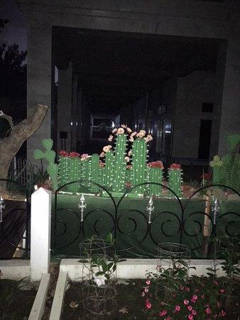 Artificial Garden Picture Of Solomon S Temple Aizawl Tripadvisor