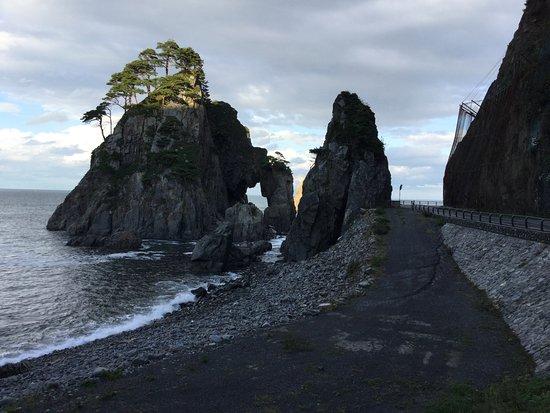 Kuji, Japon: つりがね洞