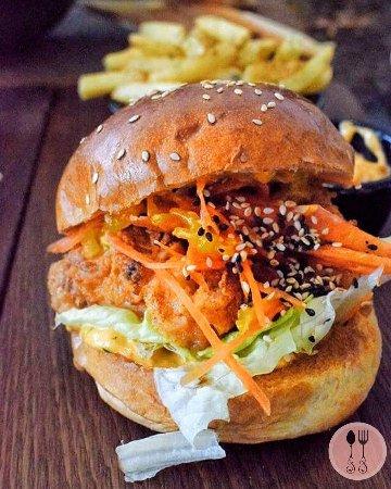 Jones the Grocer - Al Manara: Chicken Burger