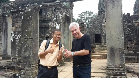 Sun Angkor Guide - Private Day Tours