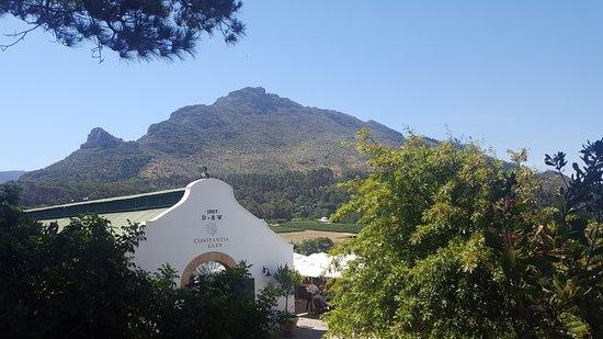 Constantia, Sudáfrica: Main building