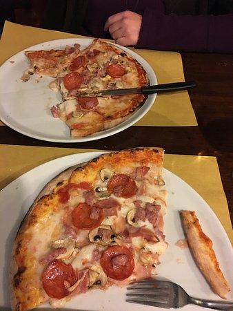 David 2: Shared Pizza - Fantastic