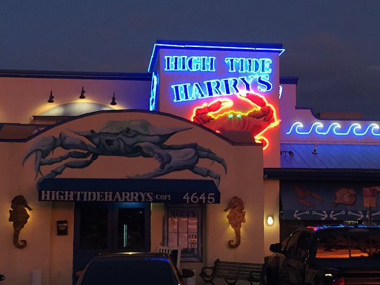 Orlando Fl High Tide Harry S Restaurant