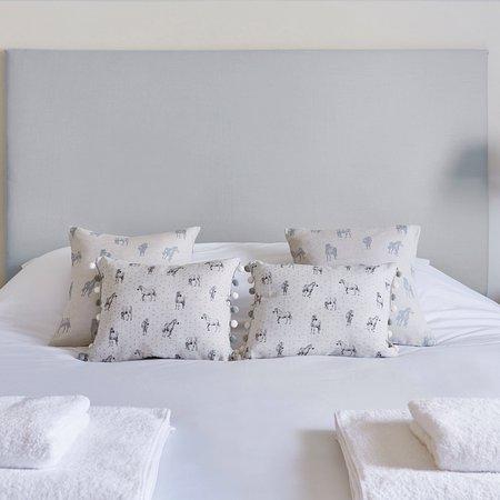 Kilpeck, UK: Beautiful bedrooms