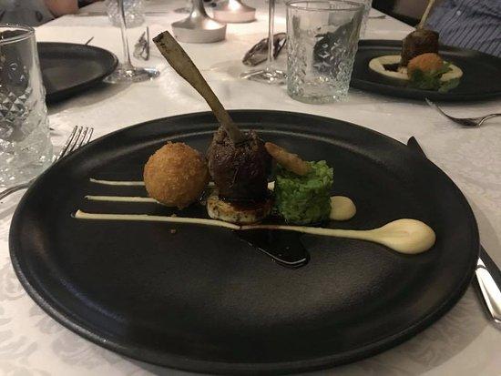 Top of the Ritz: Lamb