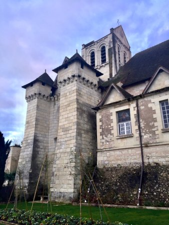 La Roche-Posay, ฝรั่งเศส: Les fortifications au nord